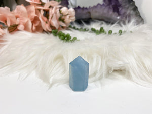 Contempo Crystals - Blue Aquamarine Mini Points - Image 9