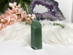Contempo Crystals - Small-Medium Green Aventurine Points - Image 2