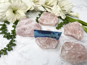 Contempo Crystals - Rose Quartz Crystal Business Card Holders - Image 6