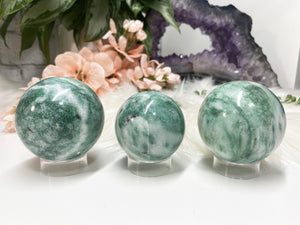 Contempo Crystals - Saussurite Spheres - Image 7