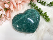Load image into Gallery: Contempo Crystals - Large Teal Green Aventurine Hearts - Image 4