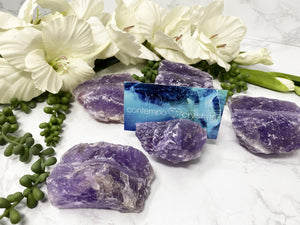 Contempo Crystals - Purple Amethyst Crystal Business Card Holders - Image 8