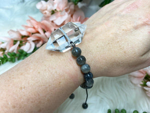 Contempo Crystals - Quartz Point Mala Bracelets - Image 7