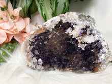 Load image into Gallery: Contempo Crystals - Purple Fluorite Clusters - Image 5
