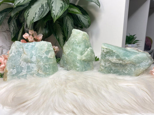 Large Raw Blue Aquamarine