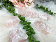 Load image into Gallery: Contempo Crystals - Raw Rose Quartz Chunks - Image 3