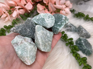 Contempo Crystals - Raw Green Aventurine Chunks - Image 1