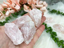 Load image into Gallery: Contempo Crystals - Raw Rose Quartz Chunks - Image 1