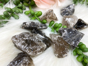Contempo Crystals - Raw Smoky Quartz Chunks - Image 3