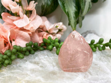 Load image into Gallery: Contempo Crystals - Brazilian Rose Quartz Flames - Image 6