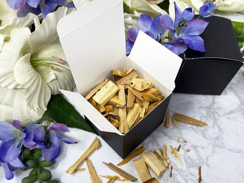 Box of Palo Santo Chips