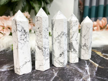 Load image into Gallery: Contempo Crystals - Howlite Points - Image 4