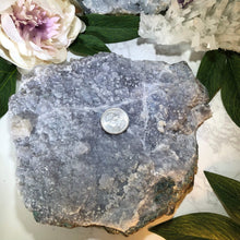 Load image into Gallery: Contempo Crystals - Large Lavender Quartz Plate. Quarter for size  - Image 8