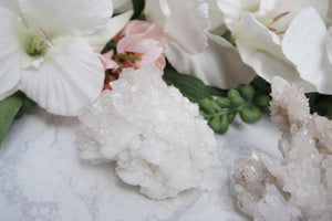 Contempo Crystals - White Aragonite. Variant Left - Image 5