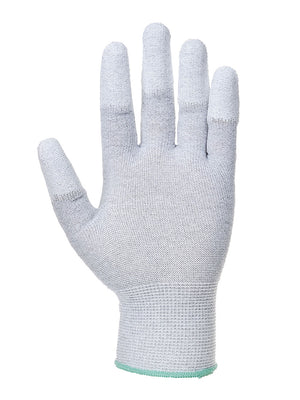 Portwest Antistatic PU Fingertip Glove A198