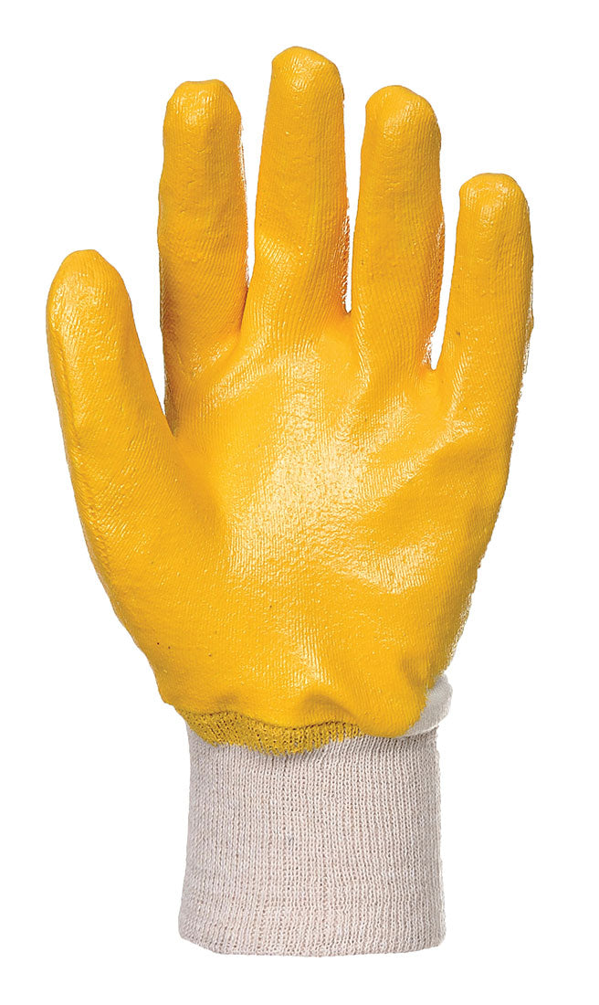 Portwest Nitrile Light Knitwrist Glove A330