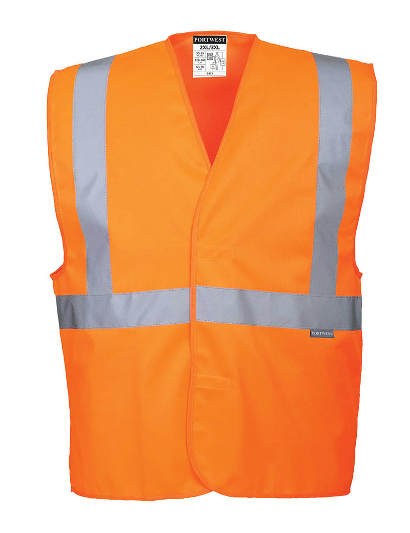 Portwest Hi-Vis 1 Band Vest C472