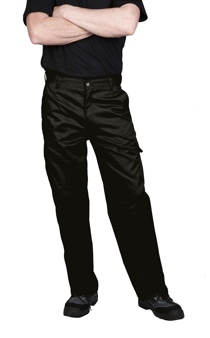 Portwest C701 Protective Workwear Safety Cargo Pants with 6 Pockets