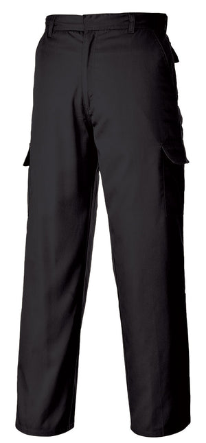 Portwest C701 Workwear Safety Cargo Pants in Protective Kingsmill with 6 Pockets