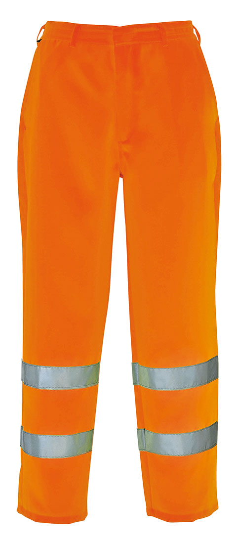 Portwest Hi-Vis P/C Pants E041