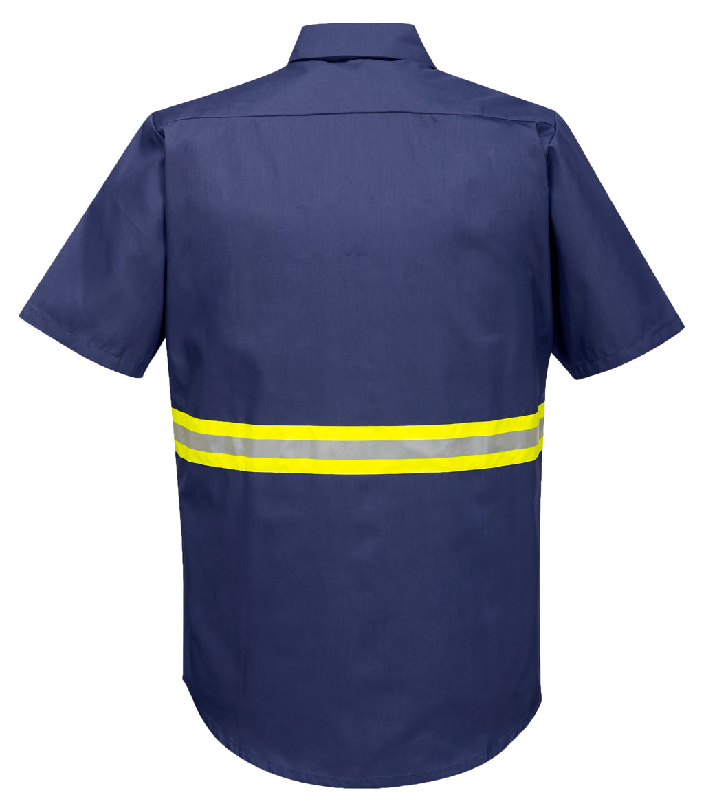 Portwest Iona Work Shirt S/S F124