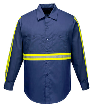 Portwest Iona Work Shirt L/S F125