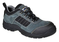 Portwest FC64 Trekker Suede Leather Shoe with Protective Composite Toecap ASTM