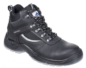 Portwest FW69 Steelite Mustang Work Safety Boot with Protective Steel Toe ASTM