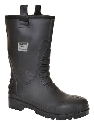 Portwest FW75 Neptune Fur Lined Rigger Boot with Protective Steel Toecap ASTM