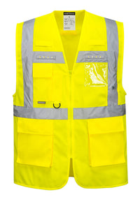Portwest Orion LED Executive Vest L476
