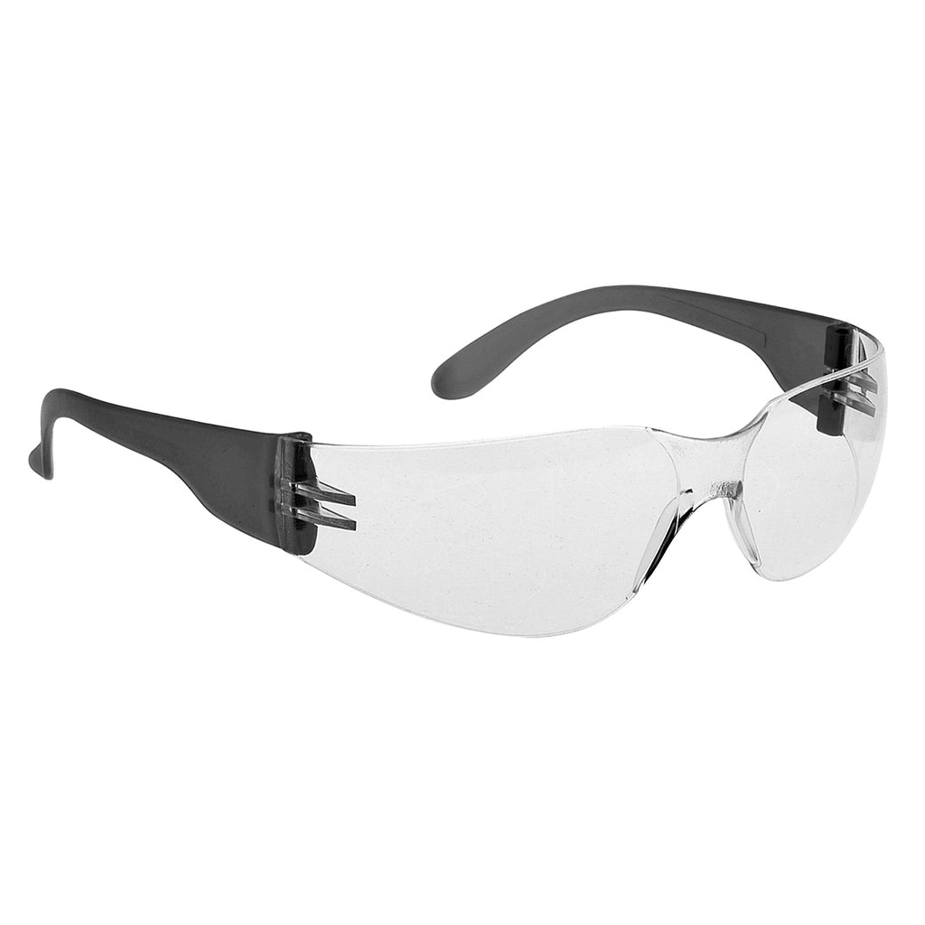 Portwest PW32 Work Safety Glasses with Wrap Around Eye Protection ANSI/ISEA