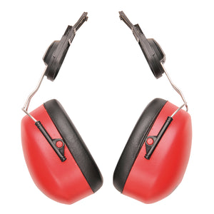 Portwest PW47 Endurance Adjustable Clip-On Safety Work Ear Protector ANSI