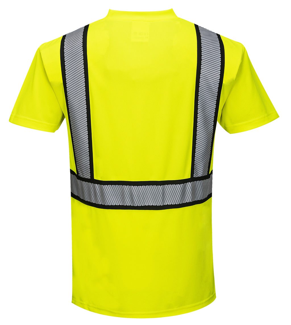 Portwest Detroit Short-Sleeved T-Shirt S395