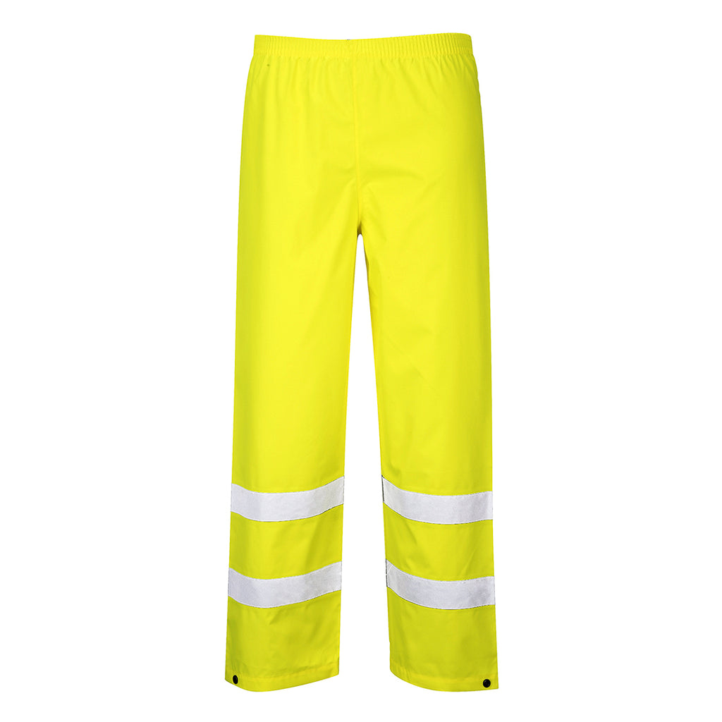 Portwest Hi-Vis Traffic Trouser S480