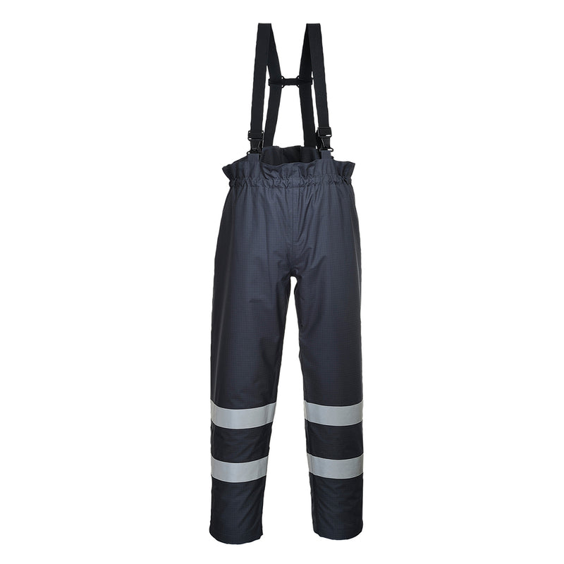 Portwest Bizflame Rain Trousers Lined S771
