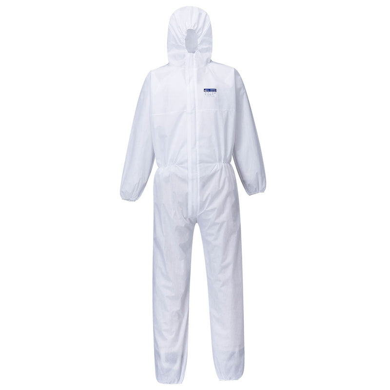 Portwest Biztex Coverall SMS 55g (50pc) ST30