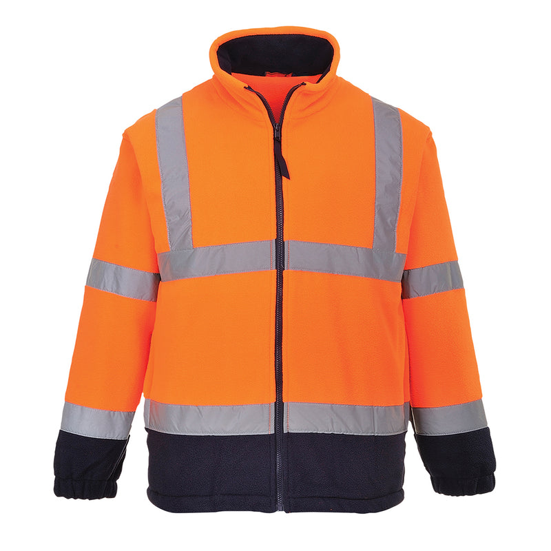 Portwest Hi-Vis 2-Tone Fleece UF301