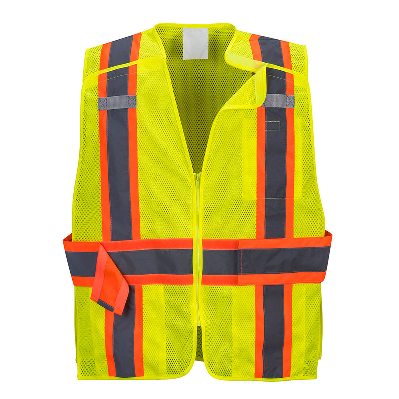 Portwest Expandable Mesh Breakaway Vest US385