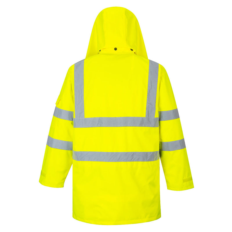 Portwest Hi-Vis 7in1 Jacket US427