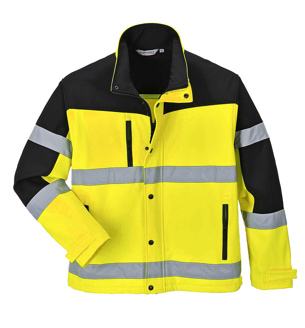 Portwest Two-Tone Softshell Jacket US429