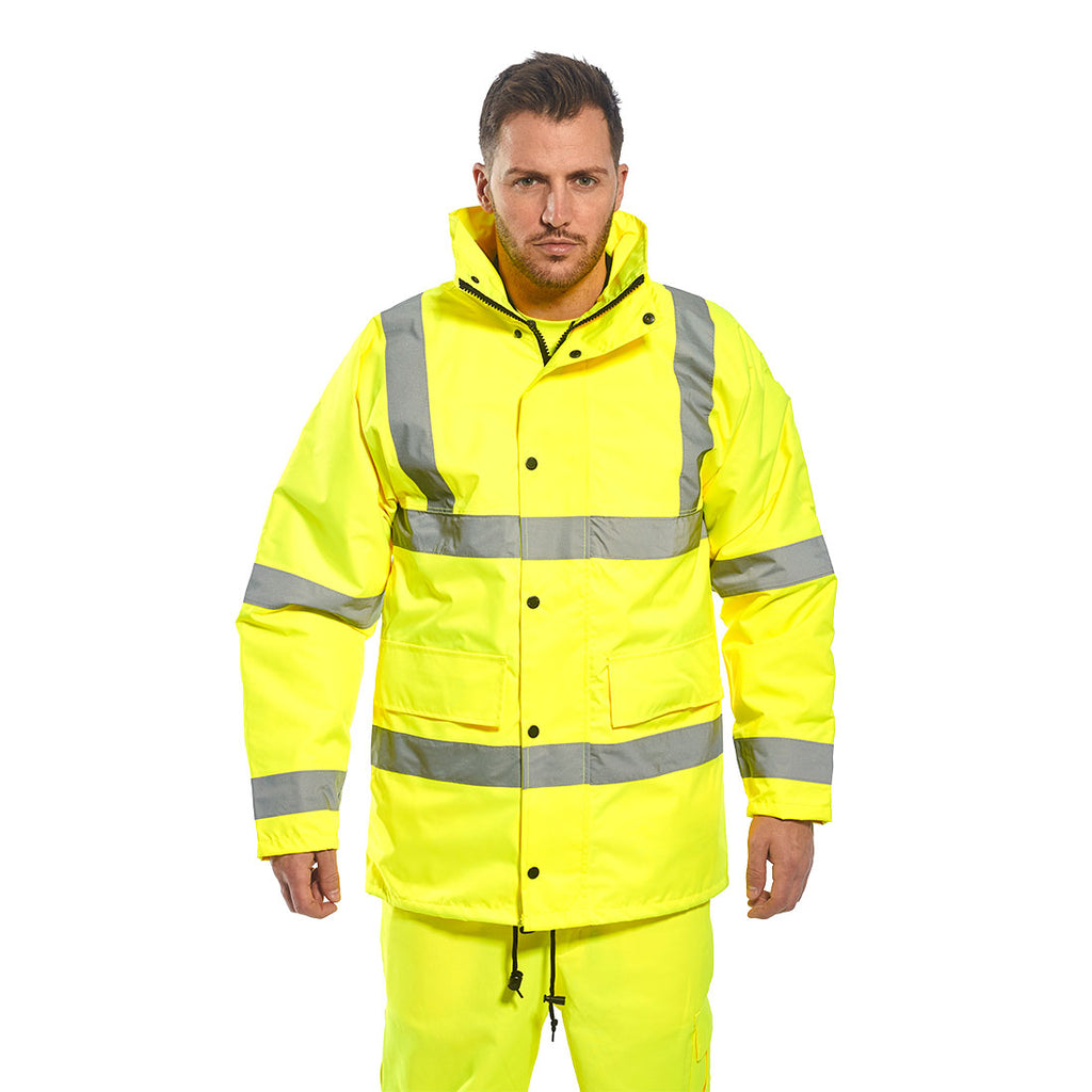 Portwest Hi-Vis Traffic Jacket US460
