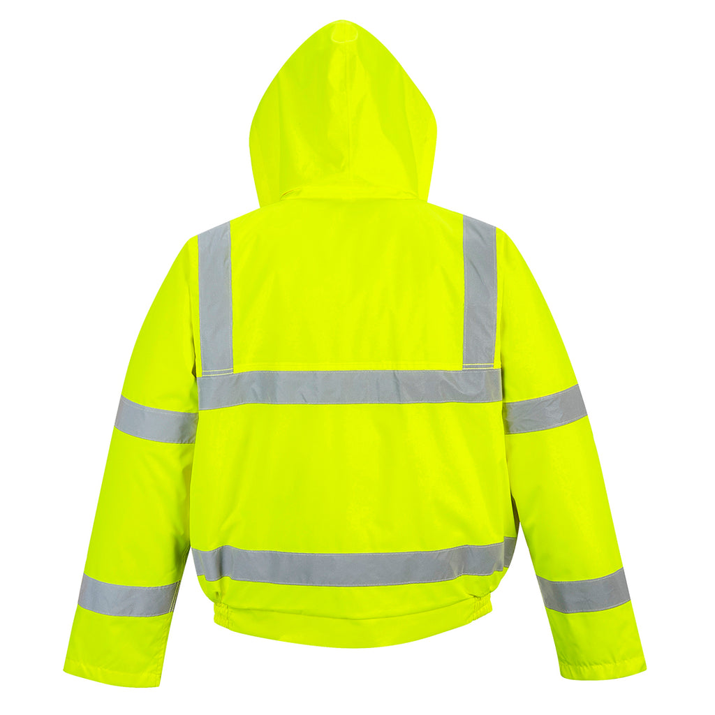 Portwest Hi-Vis Bomber Jacket US463