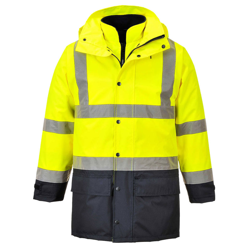 Portwest 5 in1 Hi-Vis Executive Jacket US768