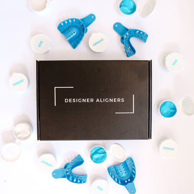 Designer Aligners® Teeth Impression Kit