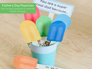 Father's Day Printable Activities - Digital Download