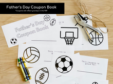 Load image into Gallery viewer, Father's Day Printable Activities - Grandpa Edition - Digital Download