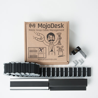 MojoDesk Cable Chain Management Box
