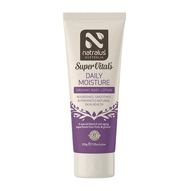 SuperVitals Daily Moisture face and body cream 200g