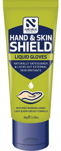 Hand & Skin Shield Liquid Gloves