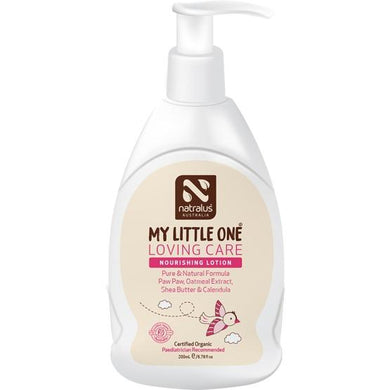 My Little One-Loving Care Nourishing Skin Lotion